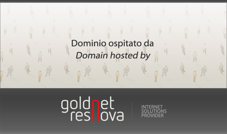 Dominio Ospitato da Goldnet Resnova